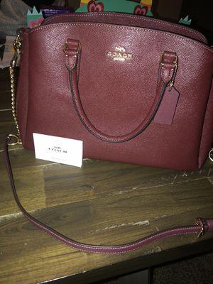 Coach Carry-All Handbag & Coach wristlet !! for Sale in Fresno, CA