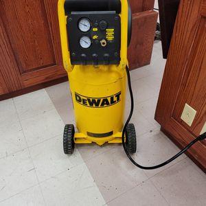 Dewalt Air Compressor for Sale in Austin, TX