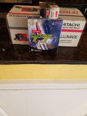 Coil and 6 spark plugs for Sale in Brooklyn, NY
