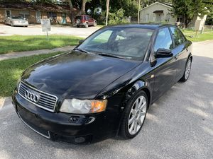 2005 Audi s line A4 for Sale in Pinellas Park, FL