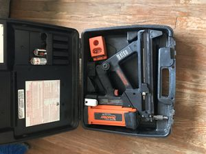 TrakFast Nail Gun for Sale in Alexandria, VA