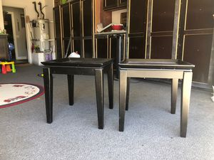 Night stands/In tables for Sale in Canyon Lake, CA