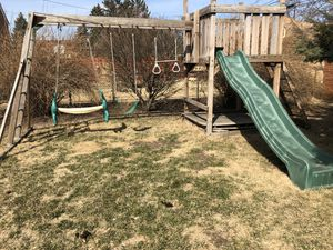 Play swing set for Sale in Chicago, IL