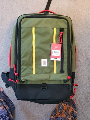 Never used Topo 40l travel backpack for Sale in Evergreen, CO