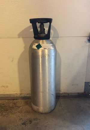 Full 20 lb CO2 tank for Sale in Renton, WA