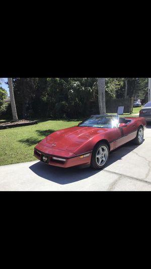 1989 Chevrolet Corvette for Sale in Dunedin, FL