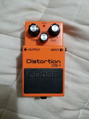 Boss Distortion DS-1 for Sale in GARDEN GROVE, CA