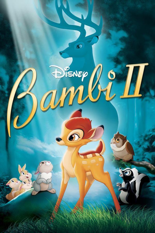 Bambi 2 HD Digital Movie Code