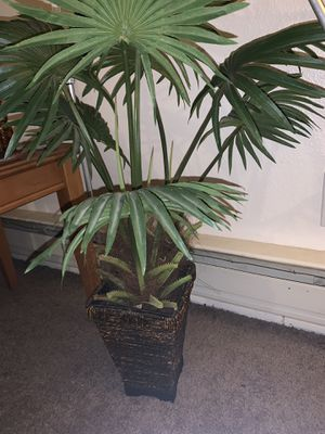 Decorative fake plant for Sale in Beaverton, OR