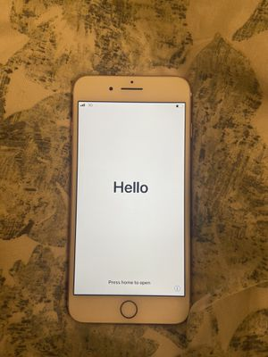 iPhone 7 Plus Rose Gold for Sale in Horseheads, NY