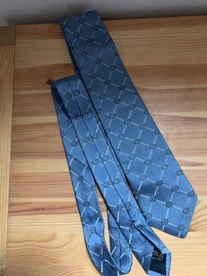 Men's designer ties- Gucci men's tie and Versace tie for Sale in San Diego, CA