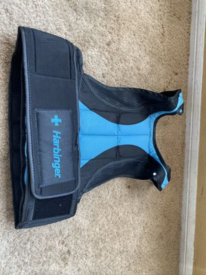 20lbs weight vest for Sale in San Jacinto, CA