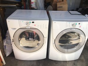 Whirlpool washer dryer for Sale in Las Vegas, NV