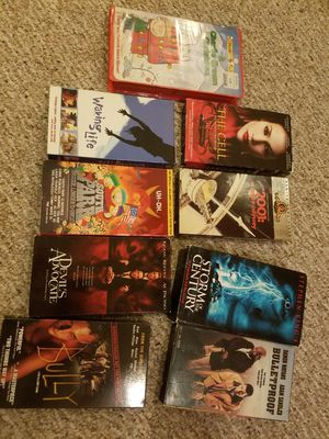 VHS movies for Sale in Portland, OR
