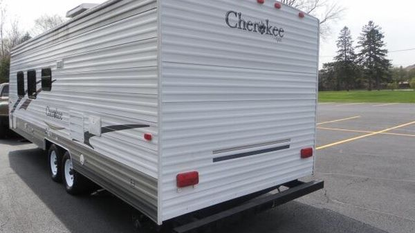 2007 Forest River trailer best price
