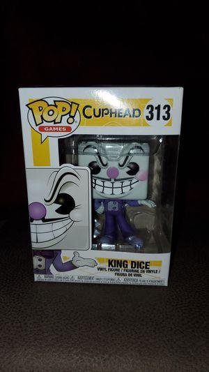 Funko Pop King Dice #313 for Sale in Palmdale, CA