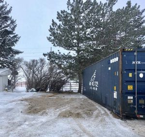 Used Containers- 40' HC WWT Cargo Storage Containers for Sale in Boiling Springs, PA