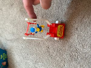 Vintage Disney Donald Duck Tricky Trapeze toy for Sale in San Diego, CA
