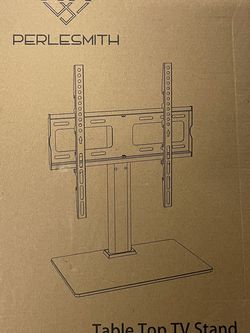 Perlesmith TV Mount With Stand 32-55 for Sale in Greer,  SC