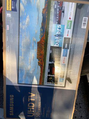 50 inch Samsung smart Tv for Sale in Belle Isle, FL