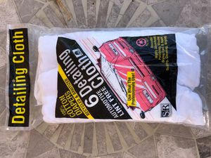 Detailing Towels (6 pack) for Sale in Whittier, CA