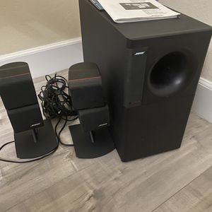 Bose Acoustimass 5 Series II for Sale in Fremont, CA