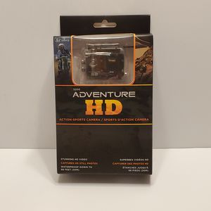 Cobra Action Video Camera Adventure HD 5200 Sports 1080p New, sealed. for Sale in Campbell, CA