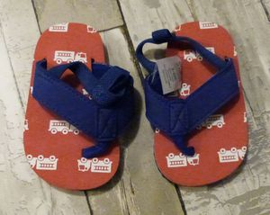 Carters Size 3-6m Boys Sandals for Sale in Ripley, WV