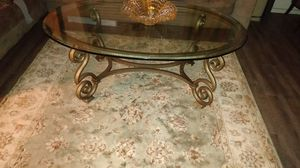 Glass coffee table for Sale in Austin, TX