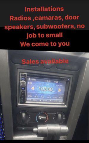 Car audio hookups for Sale in West Park, FL