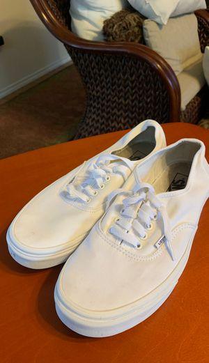 Van 9 1/2 men shoe for Sale in Nolanville, TX