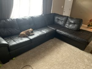 Large sectional couch for Sale in Fort Wayne, IN