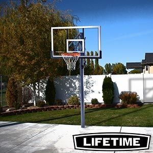 Lifetime 54 inch basketball court for Sale in Los Angeles, CA