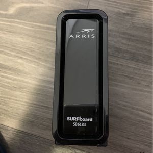 Arris Modem SB1863 Don't Pay Optimum! for Sale in Stamford, CT