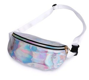 Silver Fanny Pack for Sale in Washington, DC