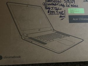 Acer Chromebook 15 for Sale in Weaverville, CA