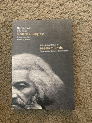 Book Narrative of the life of Frederick Douglass for Sale in Costa Mesa, CA