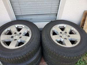 Dodge jeep Wheels for Sale in Kissimmee, FL
