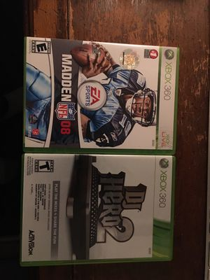 Xbox 360 game for Sale in Seattle, WA