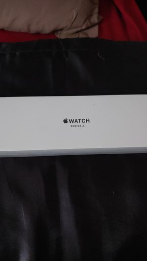 Apple Watch, brand new, sealed (black) for Sale in Sugar Creek, MO
