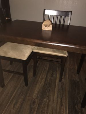 Wooden kitchen table for Sale in Las Vegas, NV
