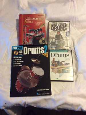 Drum Set Methods for Sale in Santa Ana, CA