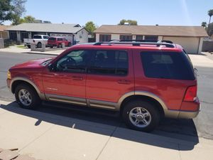 2002 Ford explorer 114k clean title for Sale in Guadalupe, AZ