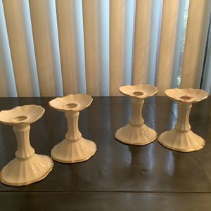 Lennox Candle stick holders for Sale in Boca Raton, FL