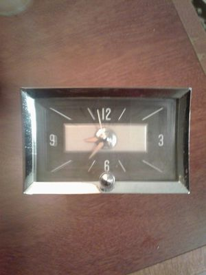 1957 Chevy in dash clock for Sale in Tacoma, WA