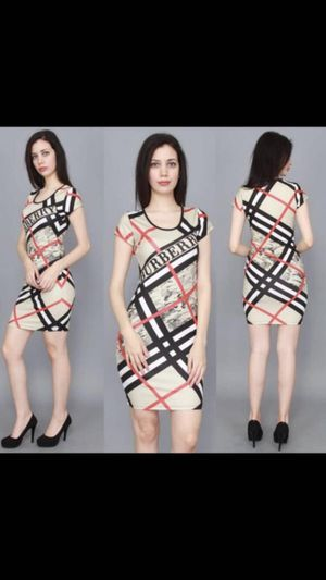 Burberry dress brand new size large extra large 2x only for Sale in Las Vegas, NV