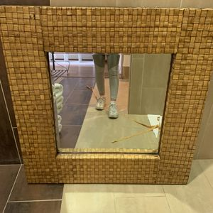 Wicker Hanging Mirror for Sale in San Diego, CA