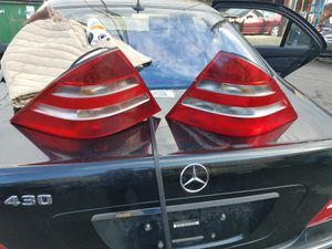 Tail Lights Mercedes s430 for Sale in Philadelphia, PA