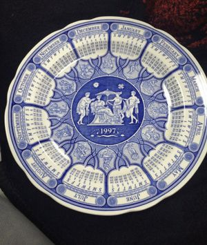 Spode collectible plate.. for Sale in Manassas, VA