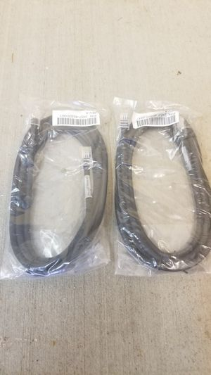 2- 6' ethernet cables new for Sale in Payson, AZ